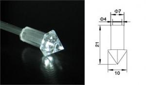 Dau khuech tan plastic PK 01  300x174 - ĐẦU KHUẾCH TÁN PLASTIC