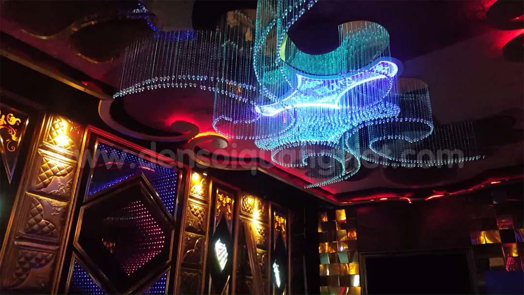 Den chum soi quang karaoke F5 plus 1 - KARAOKE F5 PLUS HÀ NỘI
