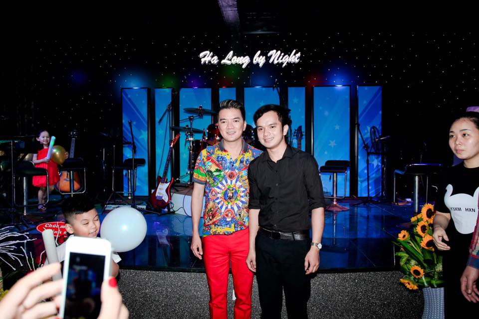 Hieu ung sao san khau Ha Long By Night 2 - HẠ LONG BY NIGHT