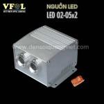 Nguon LED 10W 150x150 - NGUỒN LED 10W 2 CỔNG LẤP LÁNH