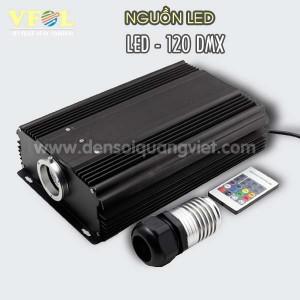 Nguon LED 120W DMX 300x300 - NGUỒN LED 120W DMX RGB
