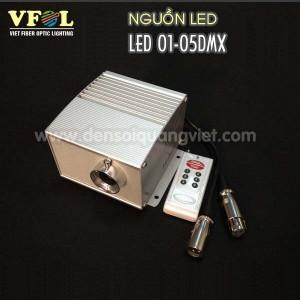 Nguon LED 5W DMX 300x300 - NGUỒN LED 5W DMX LẤP LÁNH