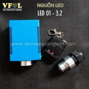 Nguon LED 6W 300x300 - NGUỒN LED 6W RGB