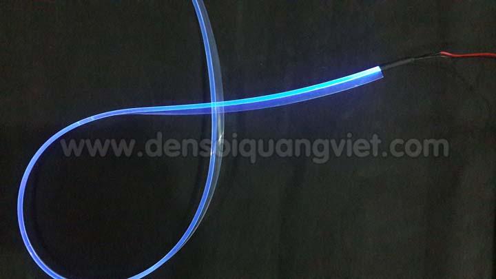 Trang tri canh cua o to 5 - NGUỒN MINI LED