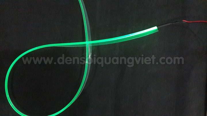 Trang tri canh cua o to 6 - NGUỒN MINI LED