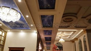 Tran sao Trung tam tiec cuoi Hai Dang 3 300x169 - HÌNH ẢNH TRẦN SAO NHÂN TẠO