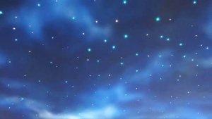 Tran sao ket hop phun may troi 2 300x169 - HÌNH ẢNH TRẦN SAO NHÂN TẠO