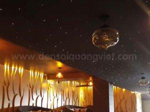 Tran sao nhan tao bar cafe 7 300x225 - HÌNH ẢNH TRẦN SAO NHÂN TẠO