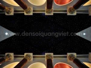 Tran sao nhan tao khach san 1 300x225 - HÌNH ẢNH TRẦN SAO NHÂN TẠO