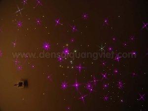 Tran sao nhan tao phong khach 18 300x225 - HÌNH ẢNH TRẦN SAO NHÂN TẠO