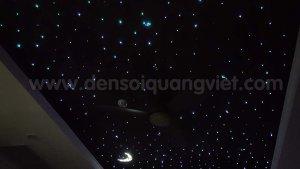 Tran sao nhan tao phong khach 27 300x169 - HÌNH ẢNH TRẦN SAO NHÂN TẠO