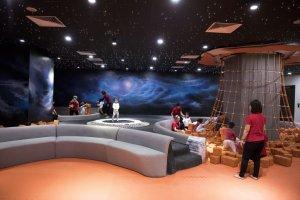 Tran sao nhan tao Sakura Montessori International School 6 300x200 - HÌNH ẢNH TRẦN SAO NHÂN TẠO